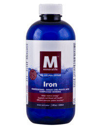 Mineralife - IRON 8oz