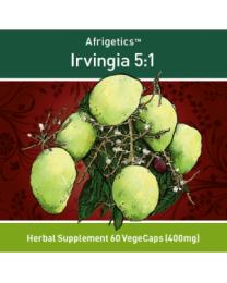 Afrigetics Irvingia 5:1 (60 Vegecaps 400mg)