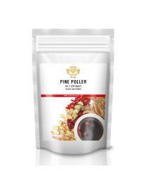 Pine Pollen Premium Extract Powder 500g (lion heart herbs)
