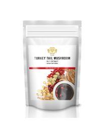 Turkey Tail Mushroom Extract 100g (Lion Heart Herbs)