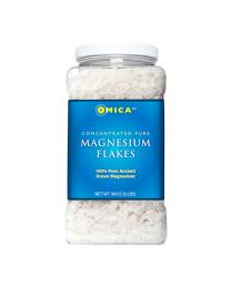 Omica Organics Magnesium Bath Flakes 6.5lbs