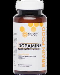 Dopamine Brain Food™ - 60 Capsules (Natural Stacks)