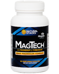 MagTech™: Magnesium Complex, 90 Capsules (Natural Stacks)
