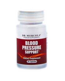 Best Before Dec 2018 - Dr Mercola Blood Pressure Support 30caps (Grape Seed Extract)