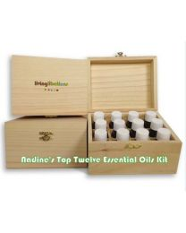 Living Libations - Nadine's Top Twelve Essential Oil Kit