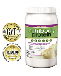 Baseline Nutritionals Nutribody Protein 975g
