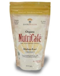 Nutricafe Organic Ganoderma (reishi) Coffee 12oz (whole bean)