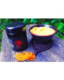 Nyishar - Wild Pine Pollen 100g in miron glass