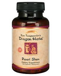 Dragon Herbs Pearl Shen 100Caps (470mg)