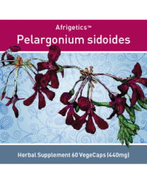 Afrigetics Pelargonium Sidoides (60 vegecaps 440mg)