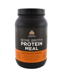 Bone Broth Protein Meal, Chocolate Creme, 28.6 oz (811g)