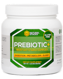 PreBiotic+™​ Resistant Starch Complex (Natural Stacks)