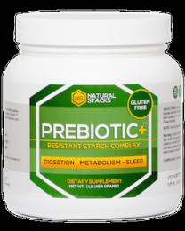 PreBiotic+™ Resistant Starch Complex (Natural Stacks)
