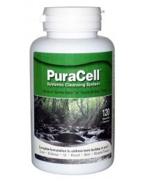PuraCell Systemic Cleanser 120 capsules