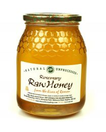 Rosemary Honey 500g (Raw, Organic) From The Hives of Anthonio