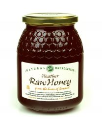 Heather Honey 1kg (Raw, Organic) From The Hives of Anthonio