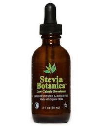 Omica Organics Stevia Botanica - Liquid Stevia (Plain) 2fl oz 60ml