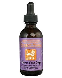 Dragon Herbs Super Yang Jing Drops 2fl oz (60ml)