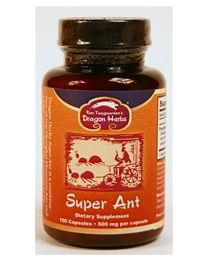 Dragon Herbs Super Ant Extract 100caps (500mg)