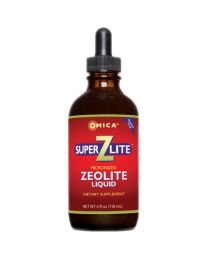 Omica Organics Super-Z-Lite Zeolite Liquid 118ml (alcohol free)