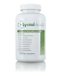Syntol 500mg 360caps (Arthur Andrew Medical) (prebiotic, probiotic formula)