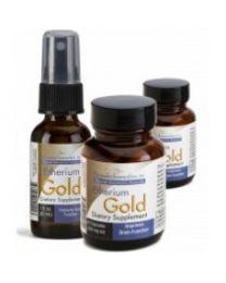 Harmonic Innerprizes - Etherium Gold (The Enlightener) 1oz Powder