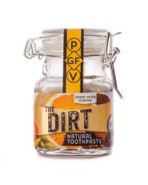 The Dirt - Trace Mineral Tooth Brushing Powder (Jar 6 months supply)