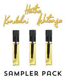 The Dirt - Natural Fragrance Oil (sampler pack 1ml each)