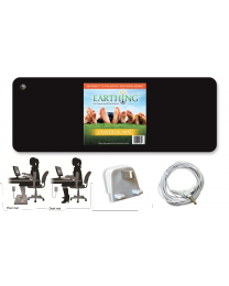 Earthing Connection Universal Mat + UK connection (no cover)