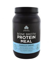 Bone Broth Protein Meal, Vanilla Creme, 28.2 oz (800g)