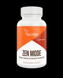 Bulletproof - Zen Mode - 90 Caps